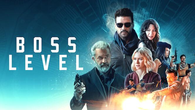 Boss Level on Netflix AUS/NZ