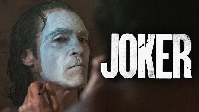 Joker on Netflix AUS/NZ