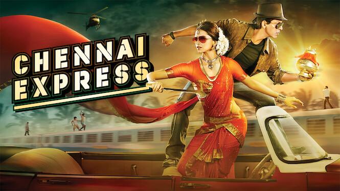 Chennai Express on Netflix AUS/NZ