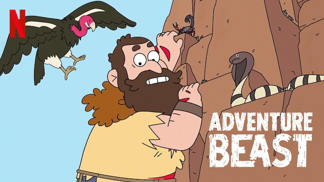 Adventure Beast on Netflix AUS/NZ