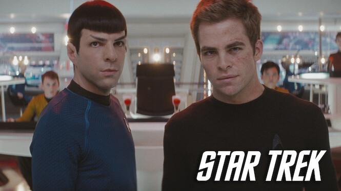 Star Trek on Netflix AUS/NZ