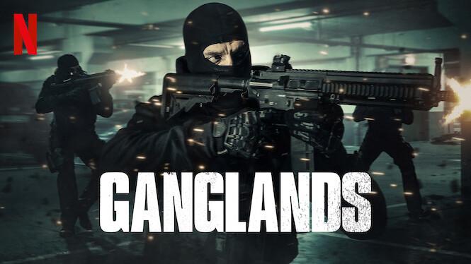 Ganglands on Netflix AUS/NZ