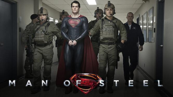 Man of Steel on Netflix AUS/NZ
