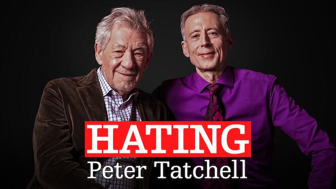 Hating Peter Tatchell on Netflix AUS/NZ