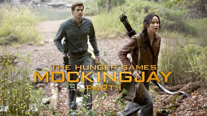 The Hunger Games: Mockingjay - Part 1 on Netflix AUS/NZ