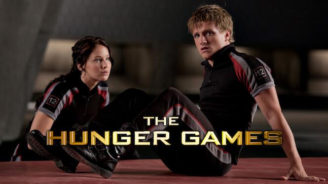 The Hunger Games on Netflix AUS/NZ