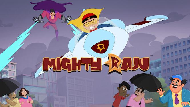 Mighty Raju on Netflix AUS/NZ