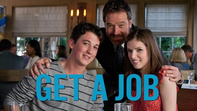 Get a Job on Netflix AUS/NZ