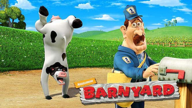 Barnyard on Netflix AUS/NZ