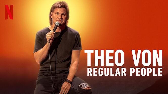 Theo Von: Regular People on Netflix AUS/NZ