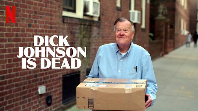 Dick Johnson Is Dead on Netflix AUS/NZ