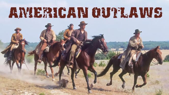American Outlaws on Netflix AUS/NZ