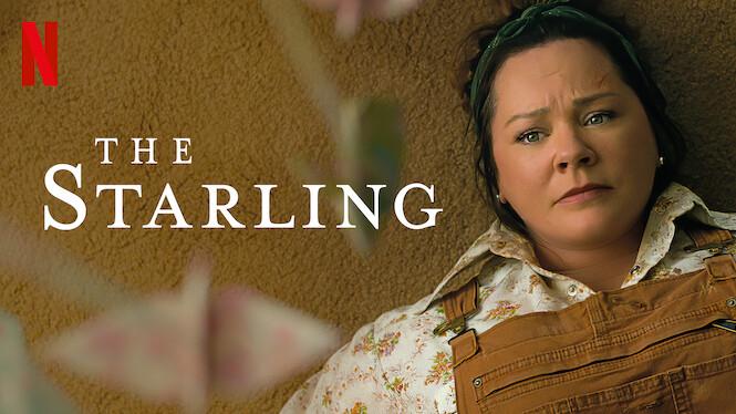 The Starling on Netflix AUS/NZ