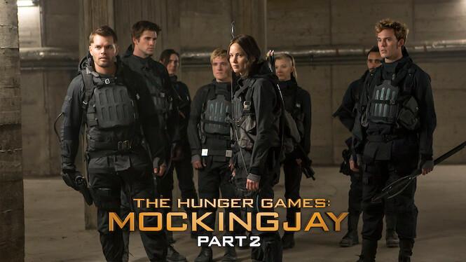 The Hunger Games: Mockingjay - Part 2 on Netflix AUS/NZ