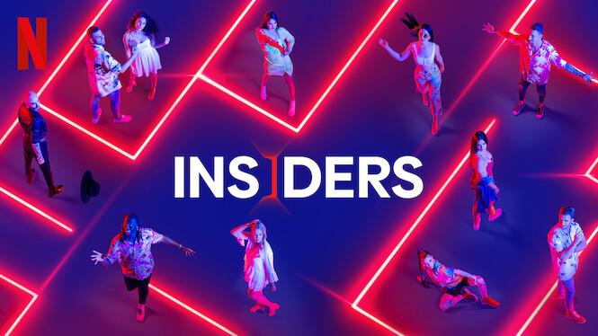 Insiders on Netflix AUS/NZ