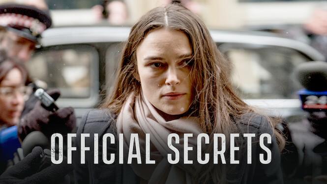 Official Secrets on Netflix AUS/NZ