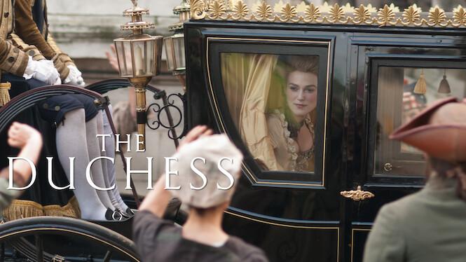 The Duchess on Netflix AUS/NZ