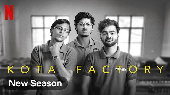 Kota Factory on Netflix AUS/NZ