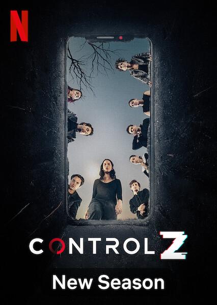 Control Z on Netflix AUS/NZ