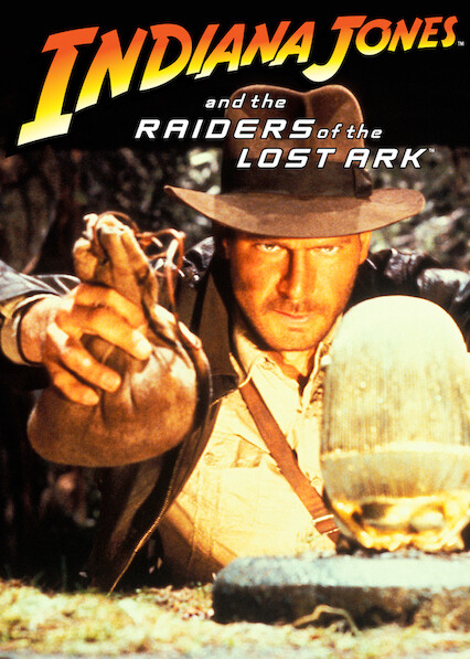 Indiana Jones and the Raiders of the Lost Ark on Netflix AUS/NZ