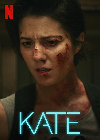 Kate on Netflix AUS/NZ