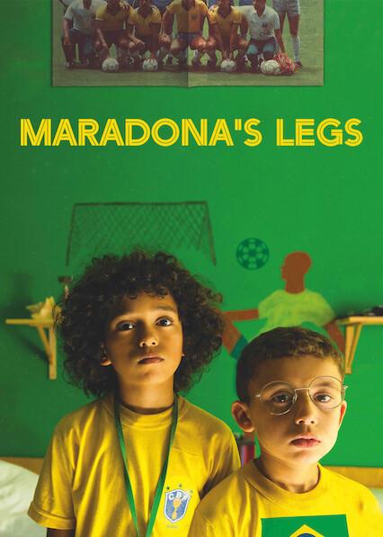 Maradona's Legs
