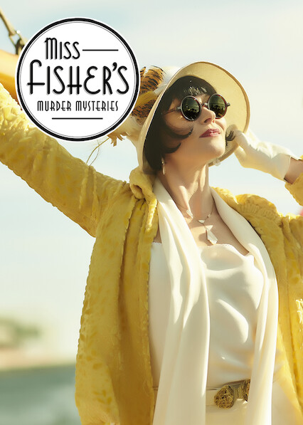 Miss Fisher's Murder Mysteries on Netflix AUS/NZ