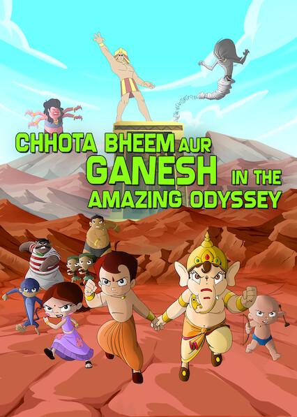 Chhota Bheem & Ganesh