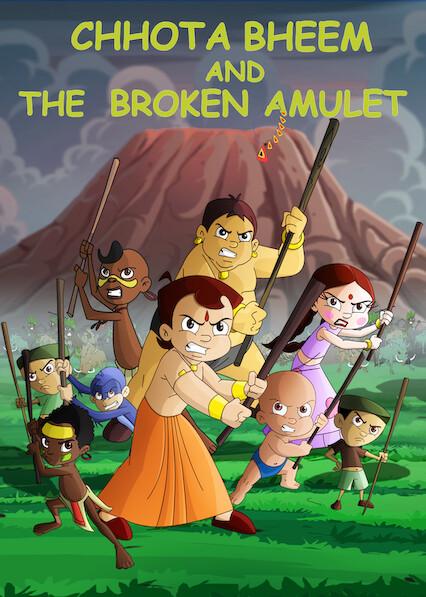 Chhota Bheem And The Broken Amulet
