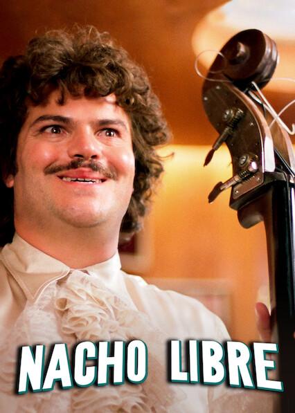 Nacho Libre on Netflix AUS/NZ