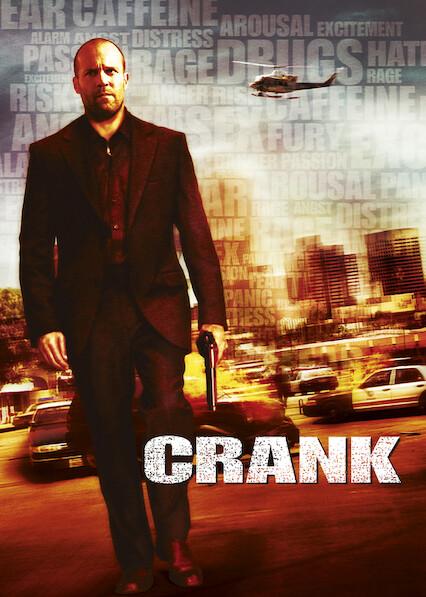 Crank on Netflix AUS/NZ