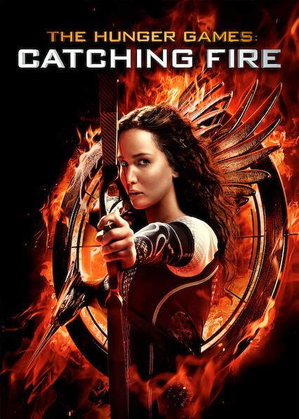 The Hunger Games: Catching Fire on Netflix AUS/NZ