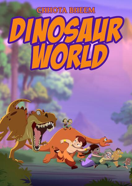 Chhota Bheem - Dinosaur World