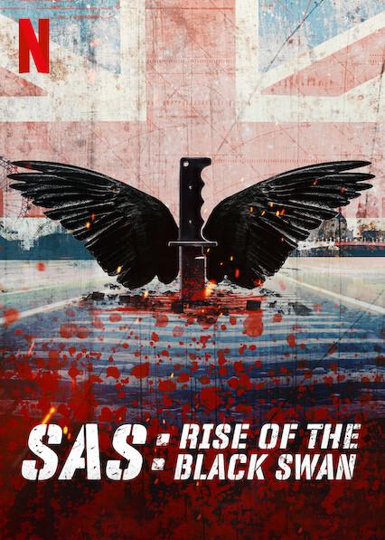 SAS: Rise of the Black Swan on Netflix AUS/NZ