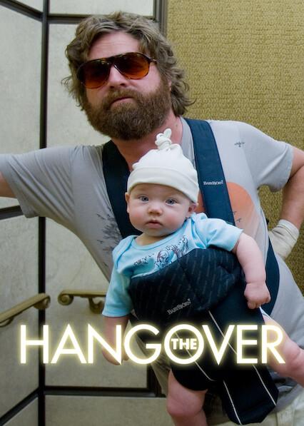 The Hangover on Netflix