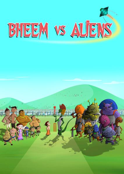Chhota Bheem: Bheem vs Aliens on Netflix AUS/NZ