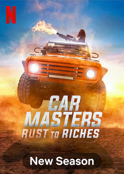 Car Masters: Rust to Riches on Netflix AUS/NZ