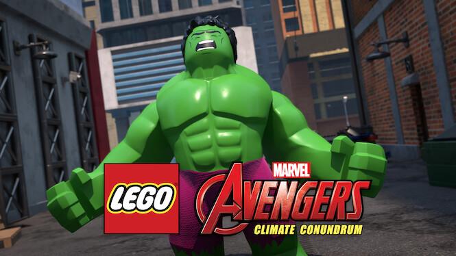 Avengers Climate Conundrum on Netflix AUS/NZ