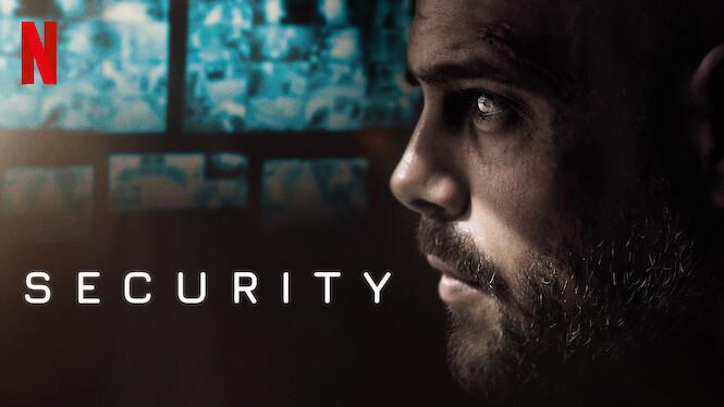 Security on Netflix AUS/NZ