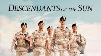 Descendants of the Sun (2016)