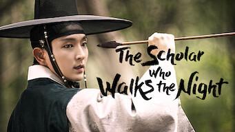The Scholar Who Walks the Night (2015)