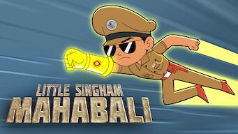Little Singham: Mahabali (2019)