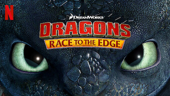 Dragons: Race to the Edge (2018)