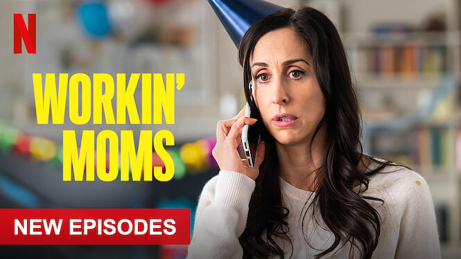 Workin' Moms on Netflix AUS/NZ