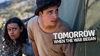 Tomorrow When the War Began (2018)