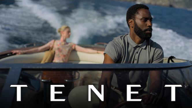 Tenet on Netflix AUS/NZ
