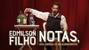 Edmilson Filho: Notas, Comedy about Relationships (2017)