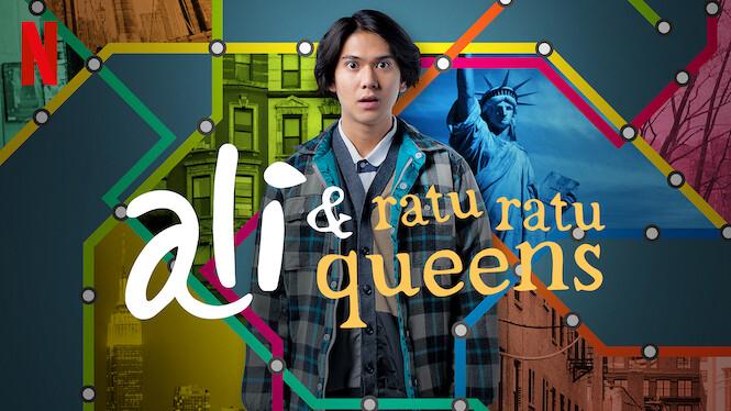 Ali & Ratu Ratu Queens on Netflix AUS/NZ