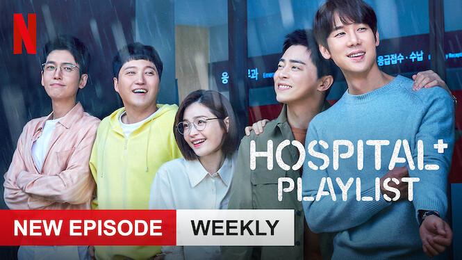 Hospital Playlist on Netflix AUS/NZ