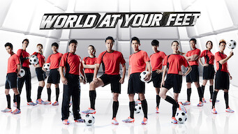 World at Your Feet (2014)